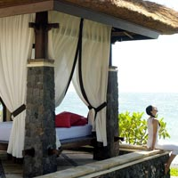 The Spa Village in Tembok is a luxury Bali resort in the east