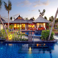 Bali resorts review, St Regis Lagoon Villa