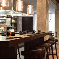 Urchin is a smart grill room in Seminyak
