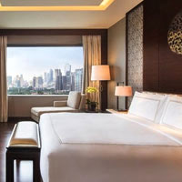 Jakarta business hotels, Fairmont Jakarta for conferences and MICE events