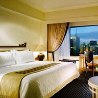 Jakarta hotels review, Le Meridien Superior Room
