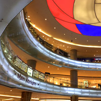 Jakarta shopping guide, Lotte Shopping Avenue at Ciputra 1 - Kuningan