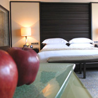 Jakarta business hotels review, smart Mandarin Oriental rooms were redone in 2009