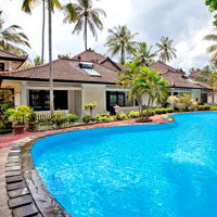 Lombok resorts review, Bintang Senggigi