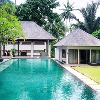 Lombok resorts review, Kebun Villa