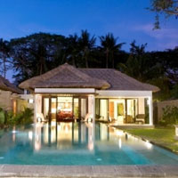Lombok hotels review, Pool Villa Club on Sengiggi Beach