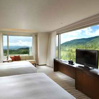 Sapporo hotels guide, Hilton Niseko views