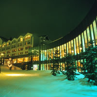Sapporo ski resorts, Rusutsu Resort North Wing