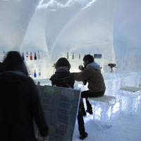 Sapporo fun guide, Tomamu Ice Bar
