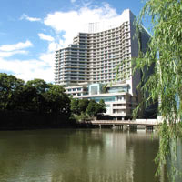 Tokyo conference hotels, the new Palace Hotel