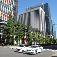 Tokyo guide for all, Marunouchi business district