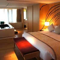 Seoul luxury hotels, Banyan Tree Club & Spa, Premier Suite