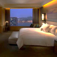 Westin Chosun Seoul review, new pool area
