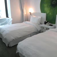 Seoul boutique hotels, IP Boutique in Itaewon