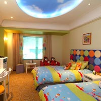 Seoul family-friendly hotels, Lotte World