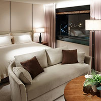 Seoul conference hotels, Shilla Deluxe room