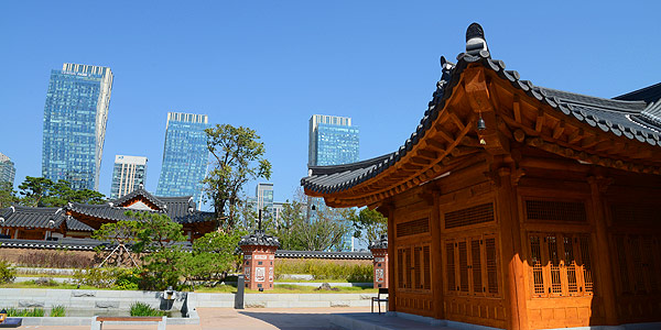 Songdo conferences and getaways - Gyeongwonjae Ambassador