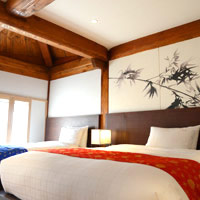 Ambassador is Goryo-style 'hanok' hotel with heritage accents