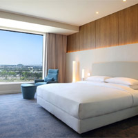 Incheon conference hotels near airport, Grand Hyatt is a top pick