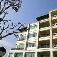 Vientiane long stay hotels, swish Parkview