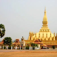 Vientiane guide, That Luang