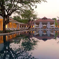 Luang Prabang luxury resorts, Amantaka