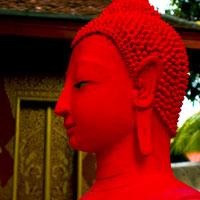 Luang Prabang Guide, Buddha statue