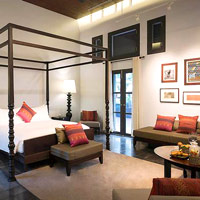 Best Luang Prabang resorts, Sofitel room