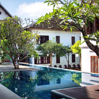 Victoria Xiengthong Palace is a nice retreat