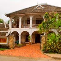 Luang Prabang hotel Villa Santi