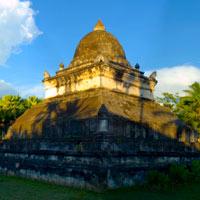 Luang Prabang Wat Visounnarat