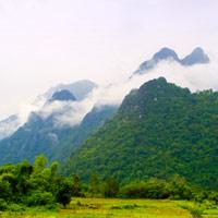 Luang Prabang guide, hills