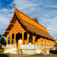 Luang Prabang guide, temple tour