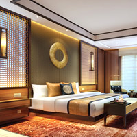 Review of Macau hotels and casinos, Banyan Tree suite