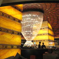 Best Cotai casino hotels, Conrad lounge bar