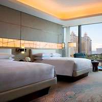 Biggest Macau conference hotels, JW Marriott