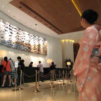 Macau fun guide to food and rooms, Hotel Okura is a taste of Japan