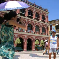 Macau fun guide for the family, Senado Square