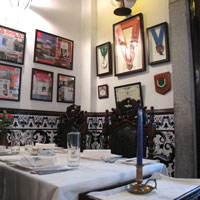 Macau dining guide, Antonio serves great Portuguese food