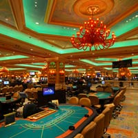 Best Asian casino hotels, Venetian gaming area
