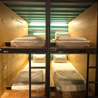 KL fun guide for unique stays - Capsule hotel at KLIA2