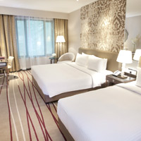Dorsett Kuala Lumpur review - refurbished rooms arrived in 2017