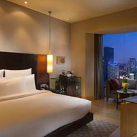 Kuala Lumpur fun guide and business hotels review, Hilton new room