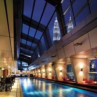 Kuala Lumpur nightlife and bars, SkyBar at Traders Hotel