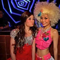 Kuala Lumpur nightlife, party time and disco at Zouk