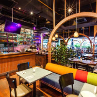 KL bars and dining, Estilo for tapas and cool drinks