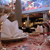 KL fine dining, Villa Danieli, Sheraton Imperial