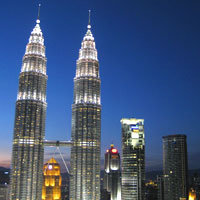 KL fun guide for business travellers and families - Twin Towers