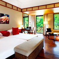 Langkawi resorts review, Andman room