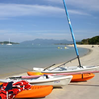 Langkawi beaches provide fun for the whole family, Pantai Cenang